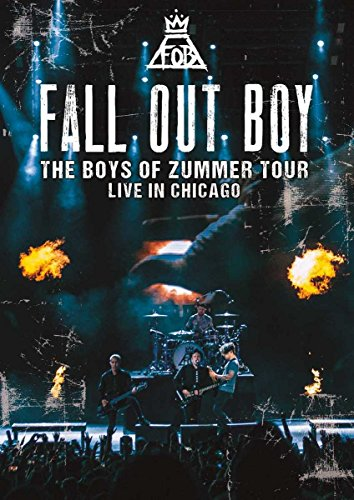 Fall Out Boy - Boys Of Zummer Live In Chicago