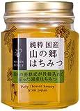 日新蜂蜜 純粋国産 山の郷はちみつ 130g