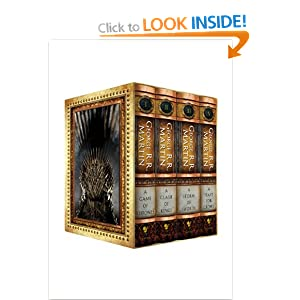 Cheap Fashion Jewelry Online Under U00245 Game of Thrones Book Set