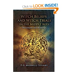 Amazon.com: Witch Beliefs and Witch Trials in the Middle Ages ...