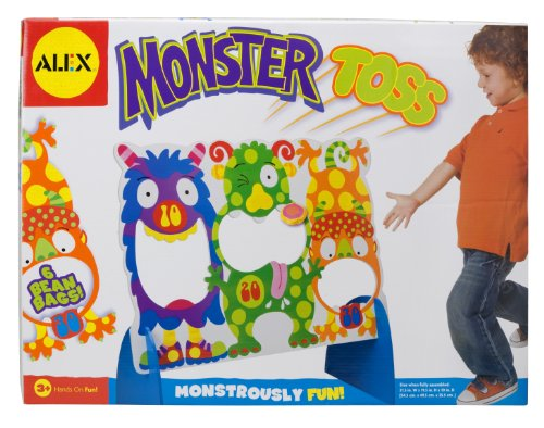 ALEX Toys – Active Play, Monster Toss, 719M