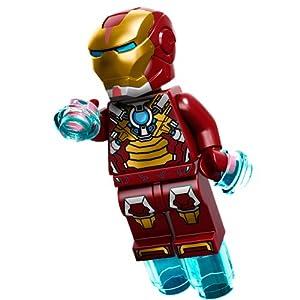 Amazon.com: LEGO Iron Man Heart Breaker Armor Minifigure ...