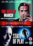 State of Play (2009) / The Ides of March (2012) - Double Pack [DVD]