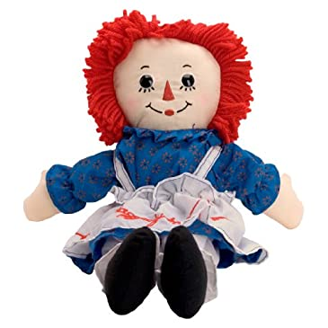 Raggedy Ann Soft Doll