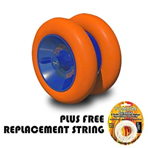 .com: Xodus II 2 Yo-Yo Player with FREE Bonus String: Toys & Games