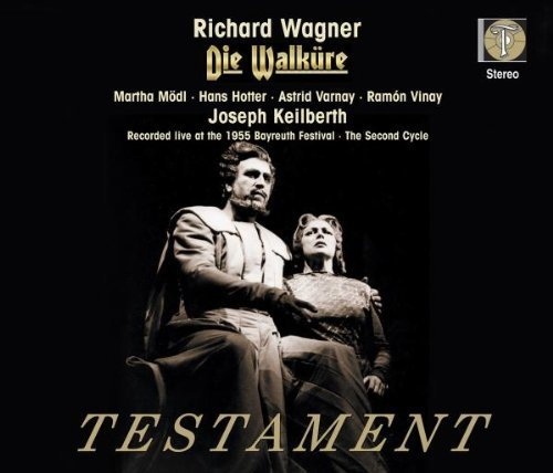 Wagner: Die Walkure / Tannhauser- (2) excerpts (second Ring cycle, 1955) by Bayreuth Festival Orchestra & Chorus (2009-10-13) (Wagner The Ring Testament compare prices)