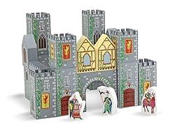 Castle Blocks Play Set