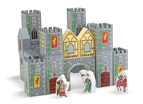 51ypEW dRTL Buy  Melissa & Doug Castle Blocks Play Set