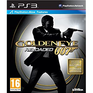 Goldeneye 007 Reloaded (Move Compatible) Game PS3 [UK-Import]