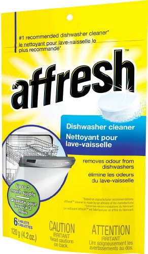 Whirlpool Affresh Dishwasher Cleaner (Yellow)