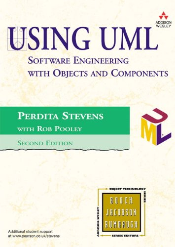 Using UML: Software Engineering with Objects and Components (2nd Edition)