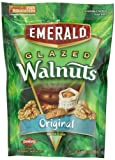 Emerald Original Glazed Walnuts, 7-Ounce Pouches (Pack of 6)