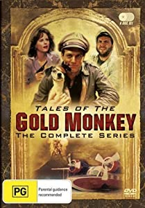 Tales of the Gold Monkey - Complete Series - 6-DVD Box Set