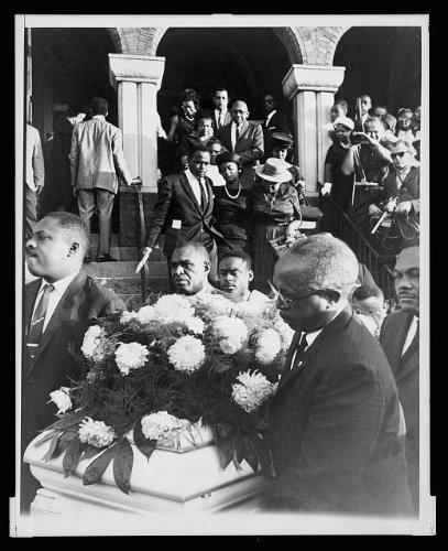 Coffin,Child Victim,Birmingham,AL,church bombing,1963