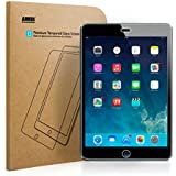[Scratch Terminator] Anker Tempered-Glass Screen Protector for iPad Mini / iPad Mini 2 / iPad Mini 3 / New Apple iPad Mini with Retina display - Premium Crystal Clear - Industry-High 9H Hardness