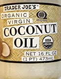 Trader Joes Organic Coconut Oil (2-Pack) [Misc.] [Misc.]