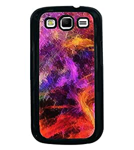 Multicolour Pattern 2D Hard Polycarbonate Designer Back Case Cover for Samsung Galaxy S3 i9300 :: Samsung I9305 Galaxy S III :: Samsung Galaxy S III LTE
