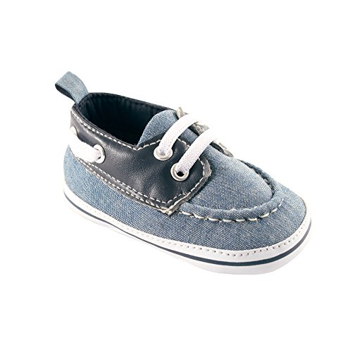 1. Luvable Friends Boy's Slip-on Shoe