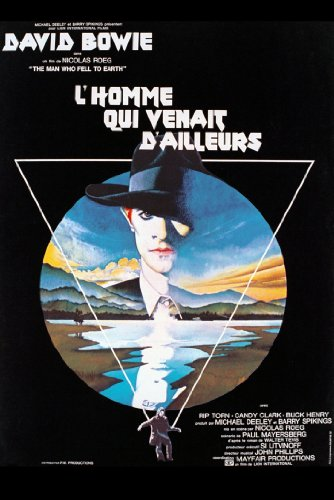 The Man Who Fell to Earth (1976) (Movie)