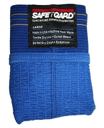 Safe-T-Gard Jock Strap Athletic Supporter - White by Safe-T-Gard