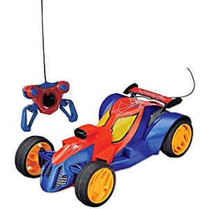 Majorette - 213089742 - Spiderman - RC Turbo Racer - Echelle 1:24 - Buggy