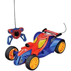 Majorette - 213089742 - Spiderman - RC Turbo Racer - Echelle 1:24 - Buggy