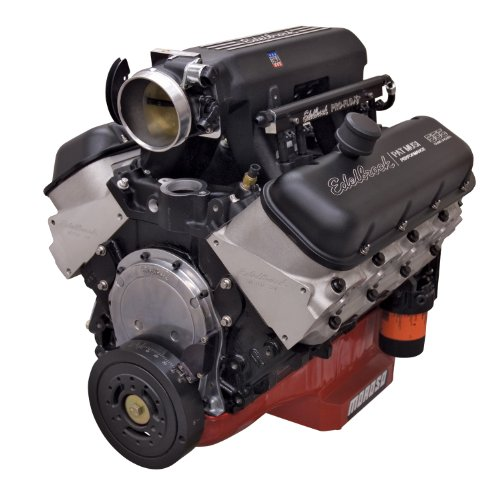 Edelbrock 47550 Crate Engine For Big Block Chevy Crate
