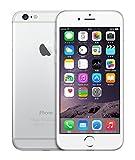 【日本正規品】 SIMフリー iPhone 6 アップル Apple 4.7インチ (128GB, シルバー)