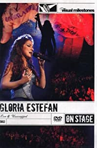 Estefan;Gloria Live and Unwrap