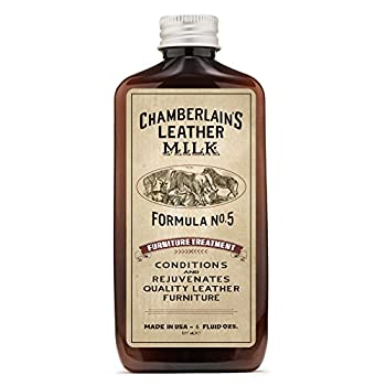 Leather Milk Leather Furniture Conditioner And Cleaner Furniture Treatment No 5 For All