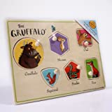The Gruffalo Peg Puzzle