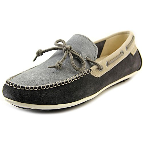 Cole Haan Grant Lite Men's Moccasin Boat Loafer Shoes Gray Size 10 (Cole Haan Grant Lte compare prices)