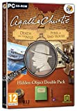 Agatha Christie Hidden-Object Double Pack - Death on the Nile Plus Peril at End House (PC CD)