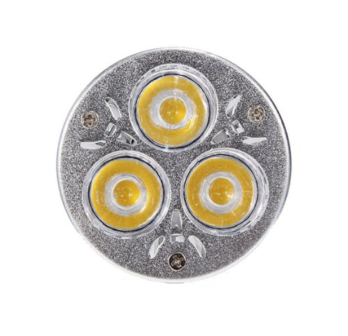 Sjtechon® Gu10 Dimmable 12W Led Bulb 110V 70W Equivalent 120 Degree Beam Angle Warm White