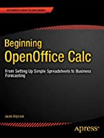 Beginning OpenOffice Calc Front Cover