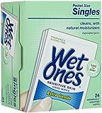 Wet Ones Sensitive Skin: 24 Count Singles
