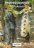 PostcardBook, Bd.4, Impressionists (PostcardBooks)