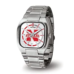 Brand New Nebraska Cornhuskers NCAA Turbo Series Mens Watch by Things for You
