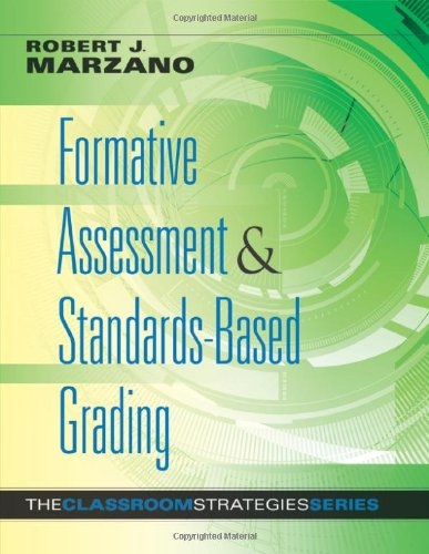 Formative Assessment and Standards-Based Grading:...