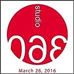 Studio 360: Molly Ringwald Hosts: with Lauren Groff, Kiki and Herb | Kurt Andersen