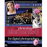 The Photoshop Elements 8 Book for Digital Photographersby Scott Kelby