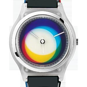 [スピン]ZPIN 腕時計 時の流れに色彩が移ろうパラレルワールド ZPIN-RGB I 【正規輸入品】