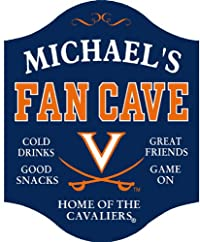Virginia Fan Cave Personalized