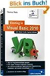 Einstieg in Visual Basic 2010: Inkl....