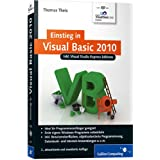 "Einstieg in Visual Basic 2010: Inkl. Visual Studio Express Editions (Galileo Computing)von ""Thomas Theis"""