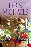 Breaking News (Godmothers: Wheeler Publishing Large Print Hardcover)