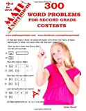 Math Experiment - 300 Word Problems for Second Grade Contests