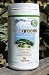 Biopharma Scientific NanoGreens 10 12.7-Ounce Packaging