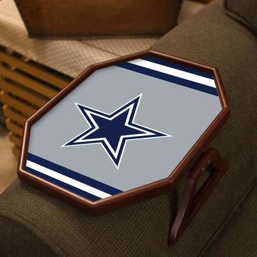 Dallas Cowboys Armchair Quarterback Tray Table at Amazon.com