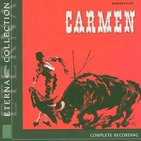 """Carmen: Act IV - """"Nur zwei Cuartos"""
